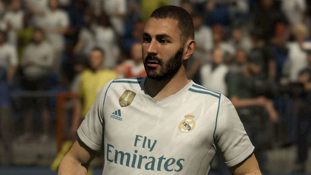 Benzema in FIFA 21