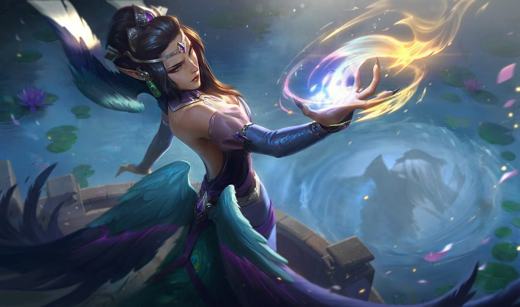 Morgana in League of Legends