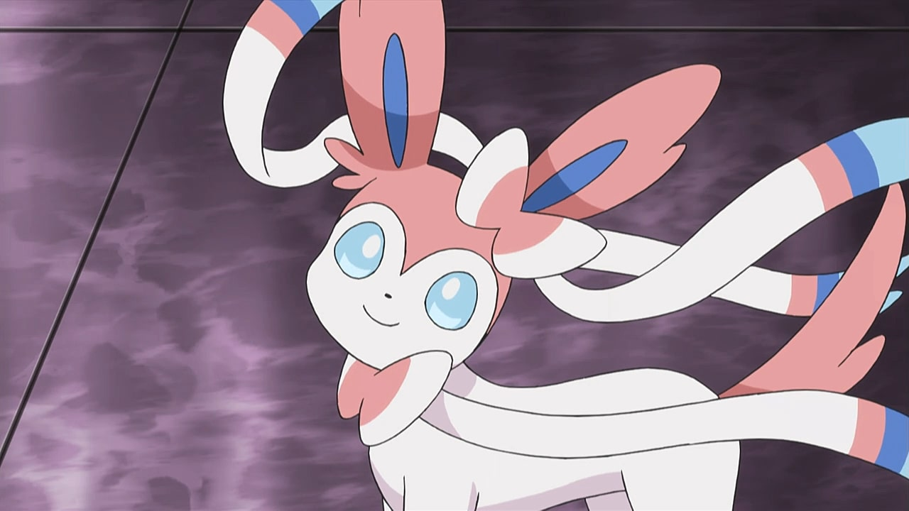 Pokemon Go Sylveon