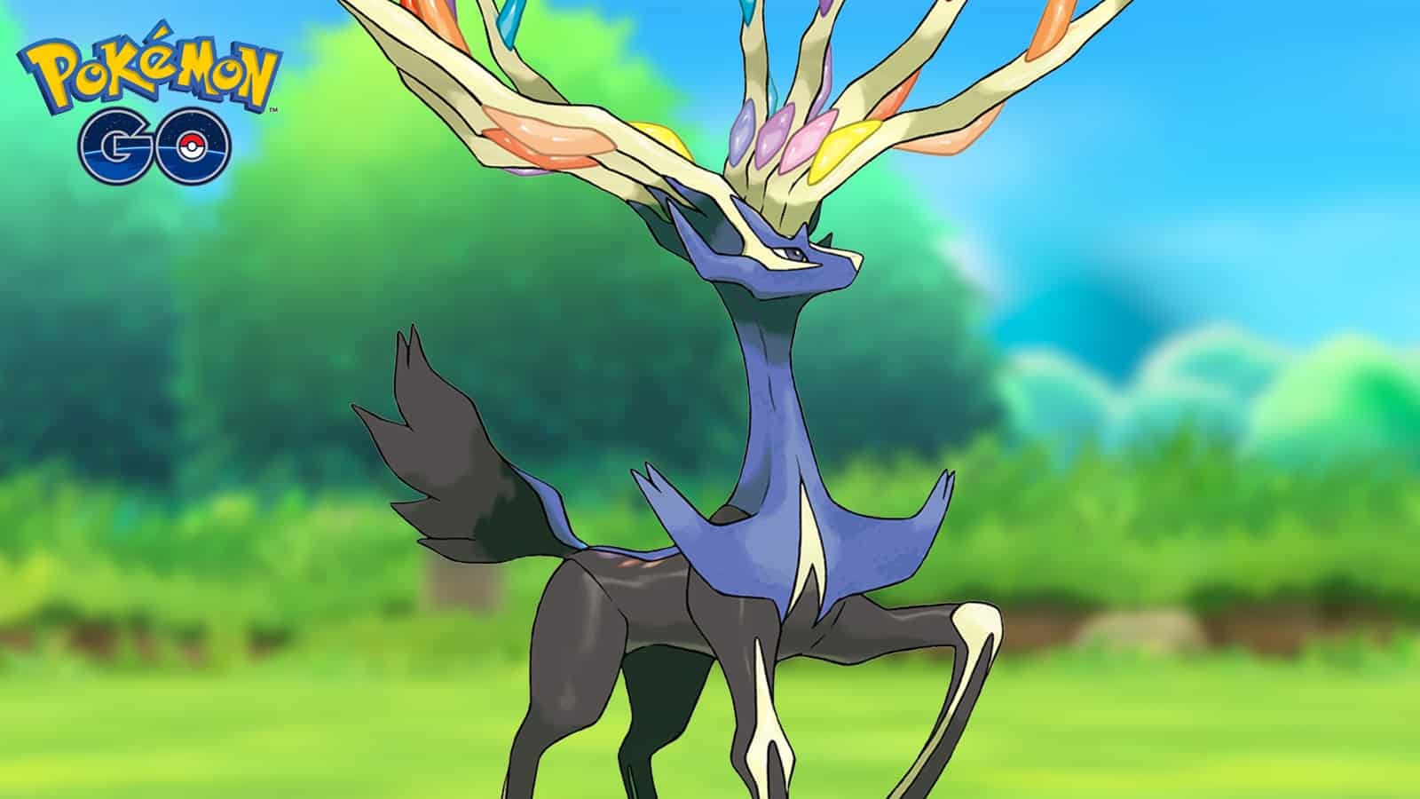 Pokemon Xerneas Go