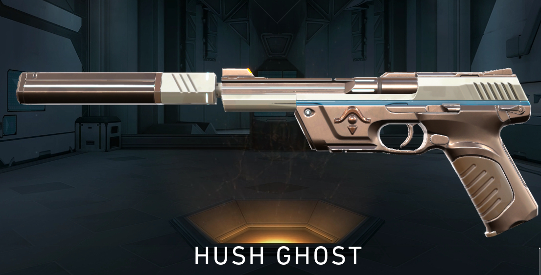 Cypher Ghost Skin Valorant
