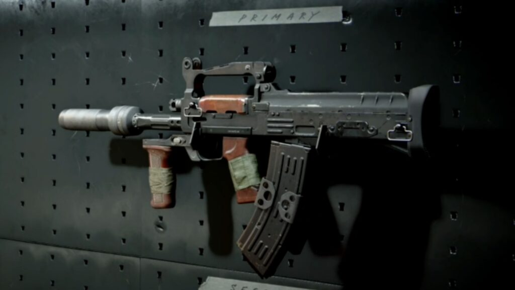 Groza di Black Ops Cold War in Warzone