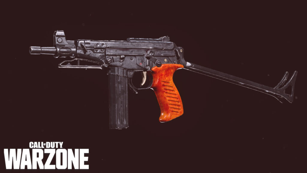 OT 9 SMG in Call of Duty Warzone